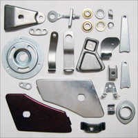 Sheet Metal Press Components