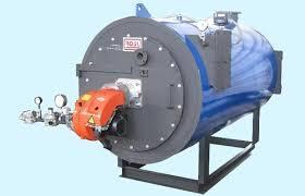 Gas Base Hot Air Generator