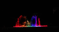 Musical Fountain with Music System