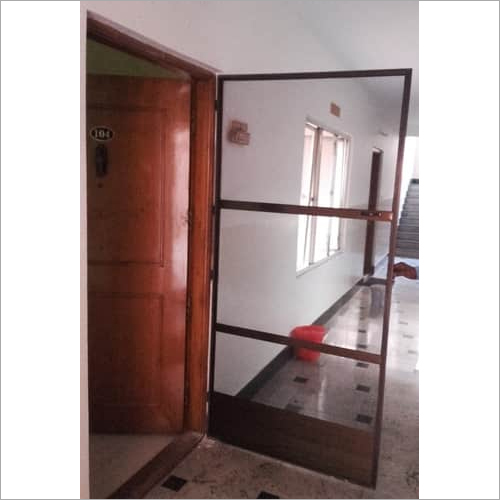 Openable Door system with Stainless Steel Mesh