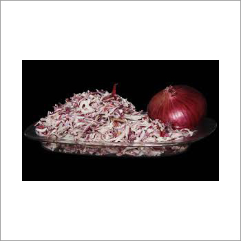 Dehydrtaed Red Onion Flakes