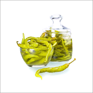 Preserved Green Chilli