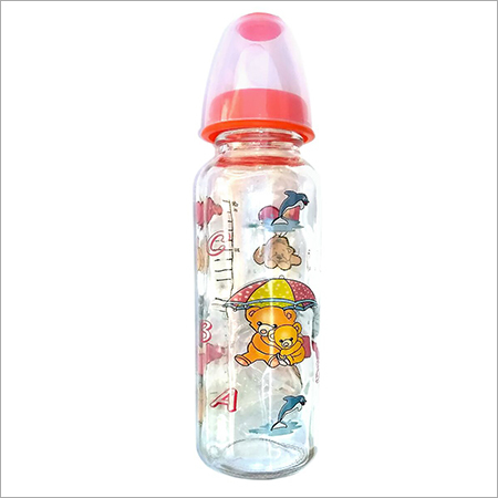 Baby Glass Feeding Bottles