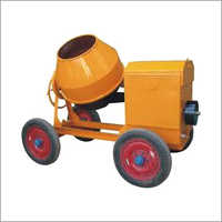 Manual Concrete Mixture Machines
