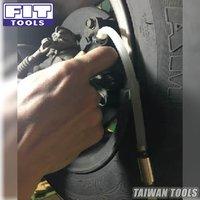 8,9,10,11,12 mm Brake Bleeder Wrench with Check Valve Kit