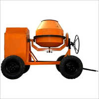 10-7 Concrete Mixer Machine