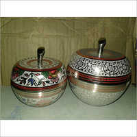 Brass CHafting Dishes