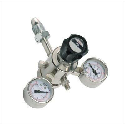 Pressure Regulator Double Stage