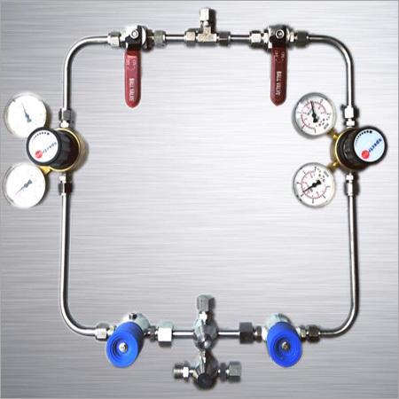 High Pressure Reducing System