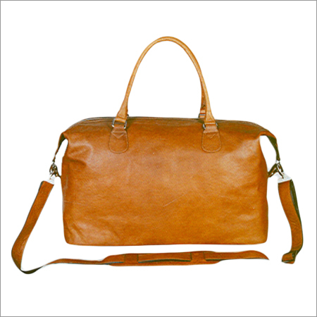 Leather Travel Bags & Duffels