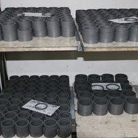 YG8 K30 Tungsten Carbide Mechanical Seal Ring