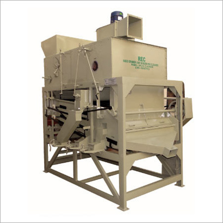 Grain Pre Cleaner Machine