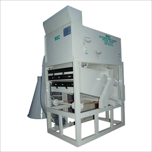 Pre Cleaner Flour Mill Machine