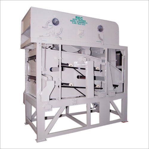 Semi Automatic Seed Grader