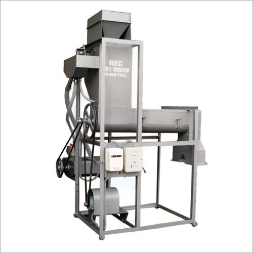 Fully Automatic Seed Treater Machine
