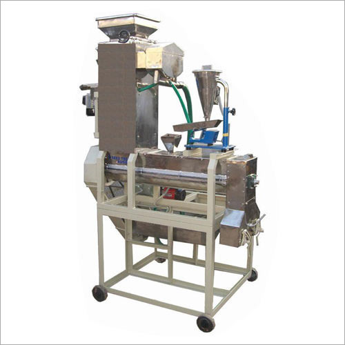 Fully Automatic Mobile Seed Processing Machine
