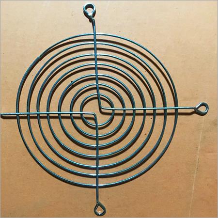 Wire Fan Cover
