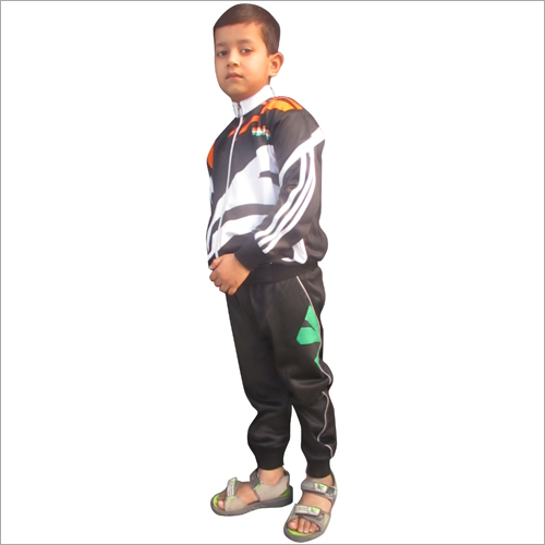 Super Poly Sublimation Kids Track Suit