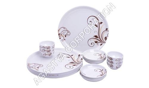 Borosil Dinner Set