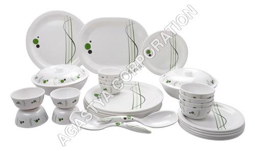 Malamine Dinner Plates Set