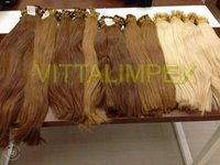 Colored bulk Hairs