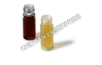Screw thread vial
