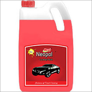 Liquid Car Body Polish
