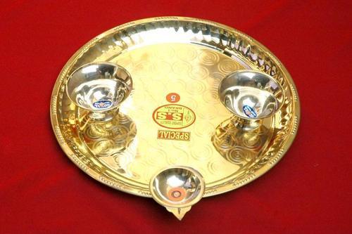 Nei Deepam Plate
