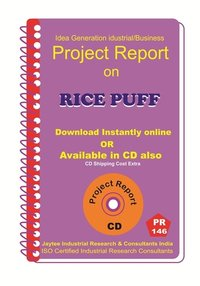 Rice Puff manufacturing Project Report eBook