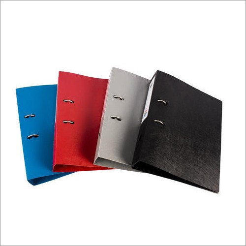 PP Box File Sheet