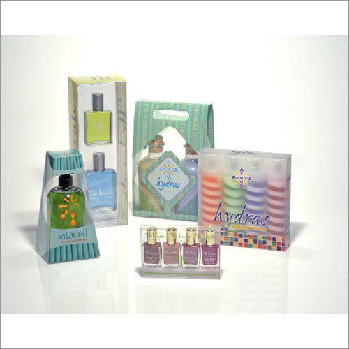 PP Cosmetic Packaging