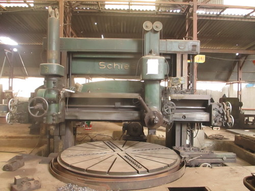 Vetical lathe Machine services