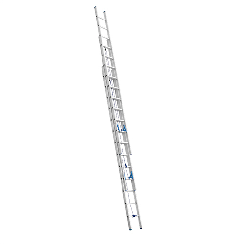 Triple Section Straight Aluminium Ladder
