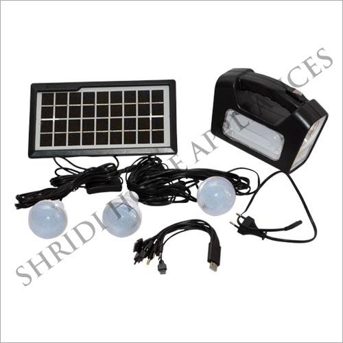 Solar Panel Light Kit