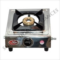 Single Burner SS Gas Stove