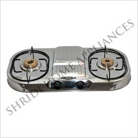 Rani Laxmi Two Burner Gas Stove