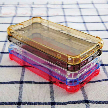 Soft Transparent IPhone X Cover