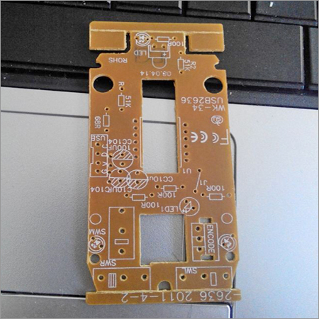 Wired Mouse PCB