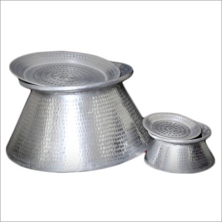 Aluminium Degra-Biryani Chambu
