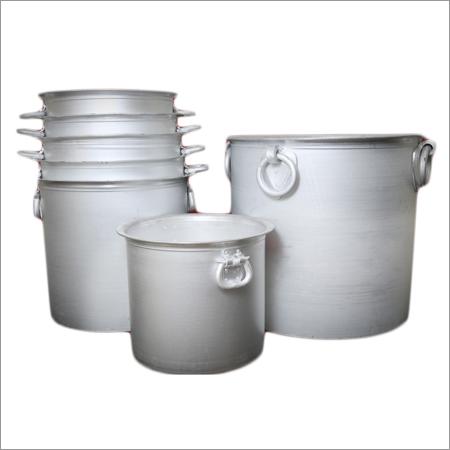 Aluminium Deep Tope - Kolgam