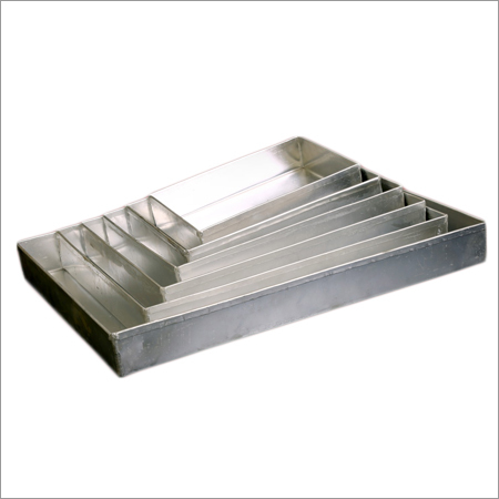 Aluminium Welded Tray