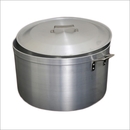 Aluminium Silverton Heavy Bottom Casseroles
