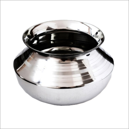 Stainless Steel Patili