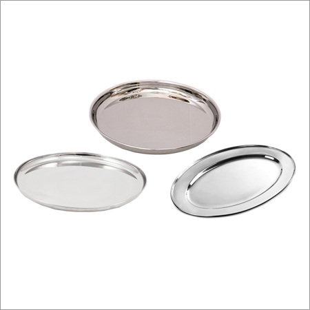 Stainless Steel Plate - Thali