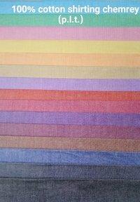 Shirting Chambray Fabric (P.L.T) 58