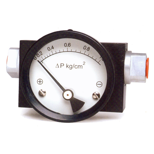 Piston type Differential Pressure Gauge