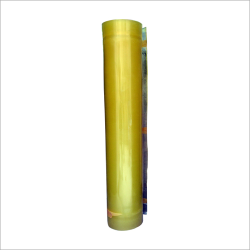Transparent PVC Sheet Roll