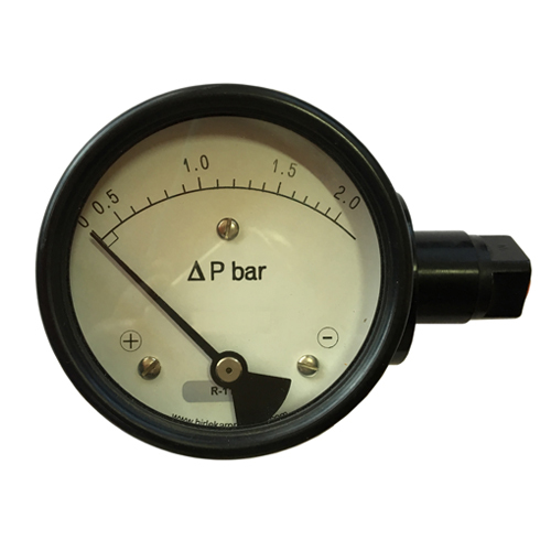 Differential Pressure Gauge - Magnetic coupling Diaphragm type 200 DGR