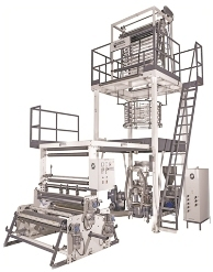 Monlayer Blown Film Plant(MAXIMA)