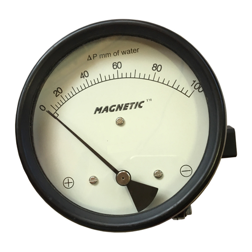 Differential Pressure Gauge - Magnetic coupling Diaphragm type MAGNETIC 600